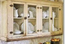 Cabinets / by Andrea T