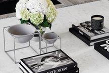 Dine / Dining room inspiration