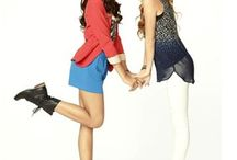 Bella and Zendaya