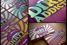 Business Cards / by Scott Williams
