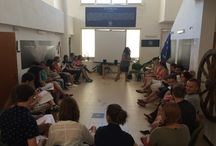 """Erasmus+ Training Course """"A Step Forward Towards a Gender Equality"""" / More than 30 youth workers came from 10 European countries to participate in the training course """"A Step Forward towards a gender Equality"""" in Montemaggiore (Sicily). The aim of the project was to increase the knowledge and awareness of youth workers about the gender identity and equality!"""