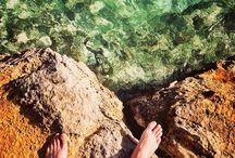 Barefoot around the world