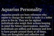 Zodiac / Aquarius