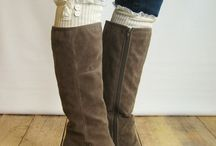 Boot socks!! Love them :)  / Boot socks!! Loving these :)