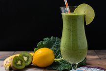 Smoothies, Shakes & Juices / Smoothies, Proteinshakes and Juices