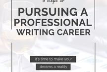 Writing for living