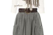 Bohem clothes