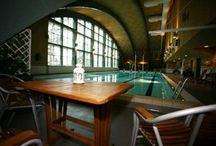 Swim Swam Swum / All about pools  / by Karina Aberg