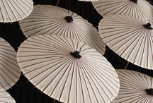 Japanese Parasols & Umbrellas