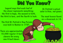 St. Patrick's Day / Activities, Crafts, & Recipes for St. Patrick's Day