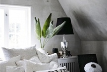 Bedroom Ideas / The bedroom. A place for rest. Here are some ideas to make it appealing too.