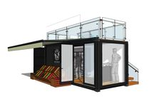 Design - shipping container
