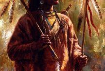 Indian festmenyek