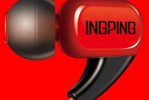 Tai nghe INGPING H60 / Mang đến chất lượng âm thanh tốt nhất trong một thiết kế thoải mái tối ưu cho di chuyển. Bật nhạc lên và chuyển động theo từng nhịp đập với chiếc tai nghe được thiết kế để phù hợp với các hoạt động cường độ cao của bạn.