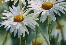 Daisy art ideas