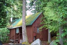 Cabins and Yurts / A look at our smaller cabins and yurt.