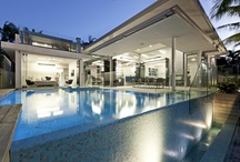 Swimming Pool by MagnaPool / MagnaPool is an innovative swimming pool filtration system combined with a unique blend of magnesium and potassium delivering clear and therapeutic water with reduced impact on the environment. / by MagnaPool --