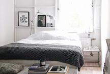 Soveværelse / Inspiration