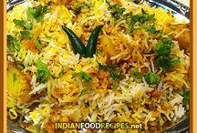 Indian Recipes Rice