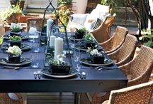 Table Decor / by Desiree Jackson