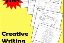 Creative writing / by Neen K.