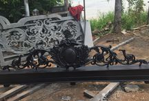 Fence wrought iron. And cast iron / CENTRAL JAVA ART. specialists working on classic wrought iron. also accept orders wrought iron ornaments cast alluminium. competitively priced accept special orders in both the city and outside the city also received an order Export. with a wide range of different ornamental motifs. also special order. with experts who are creative and innovative tlpn. +6287878252728 PIN bb. 54ECB664 WhatsApp. 085945443684 email: centraljavaart.cj@gmail.com jakarta. Indonesia