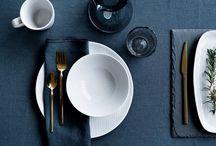 TABLEWARE TRENDS / ceramika, porcelana, dekoracje stołu - trendy i kierunki rozwoju