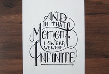 Calligraphy&Fonts
