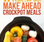 freezer and crockpot meals