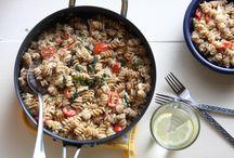 Healthy Main Dishes / by Amanda Kochirka