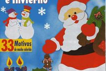 Zima a Vánoce- časopis