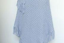 Breien shawl