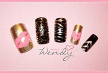 Nail design idea <3 / by Sophie