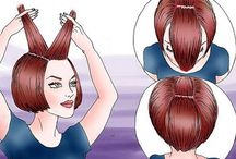 волосы рапунцель