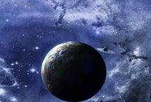 EARTH / WORLD / by Lynn Scallorn
