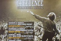 John Fogerty Concerts, 2009-2012