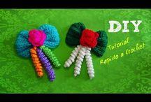 Moños crochec