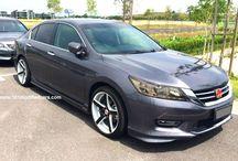 Honda Accord Custom Modified / Honda Accord Custom Modified