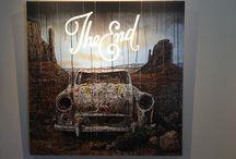 Speedy Graphito / J'ai découvert cet artiste français lors d'une expo à la maison Aragon-Triolet en août 2013