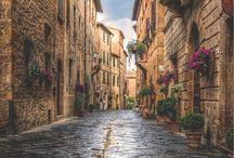 La Toscana  ITALIA / by margarita torres lopez