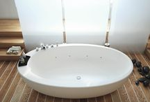 Stand alone bath / Spa bath