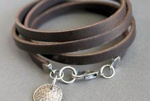 Projects - Leather Bracelets