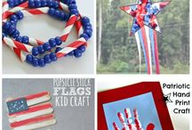 Kids Crafts Patriotic