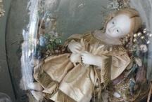 Baby jesus / Antique baby jesus