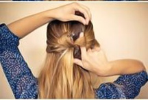 Hairstyle / by Chloe