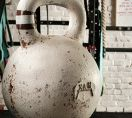 Kettlebells, Martial arts and workouts