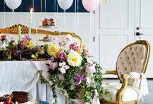 Marie Antoinette / Tea party