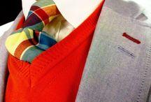 Men's Fashion / Style and Art / by Derek Haley
