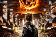 Hunger Games / The Hunger Games movies, based on the books by Suzanne Collins.