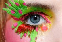 Wild Make-Up Art / Contemporary make up artistry